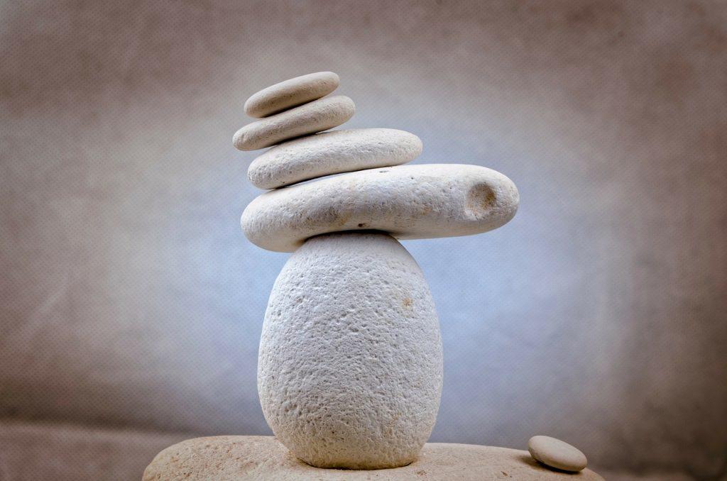 Terapias alternativas piedras