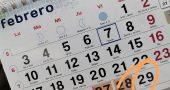 calendario bisiesto 29 febrero
