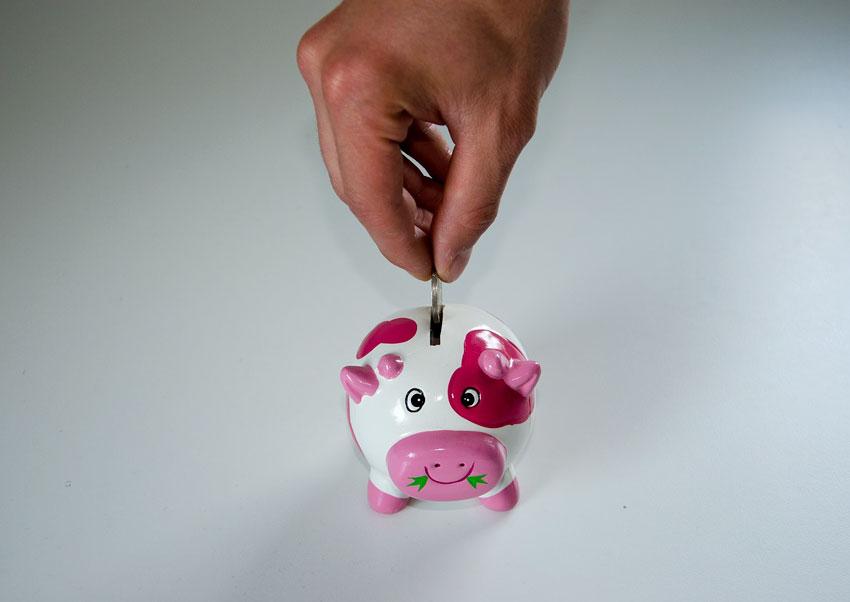 ahorro hucha dinero jubilacion