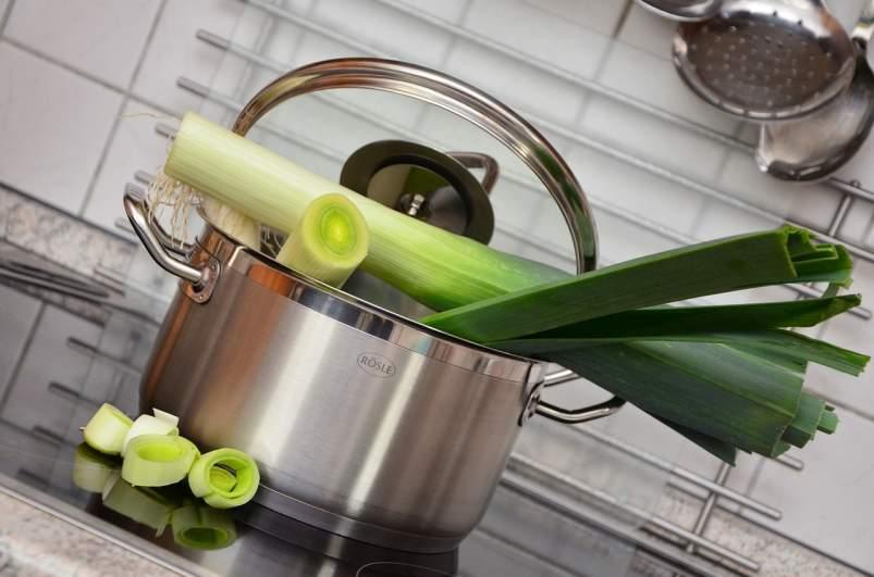 Sukaldean aritu batch cooking-a