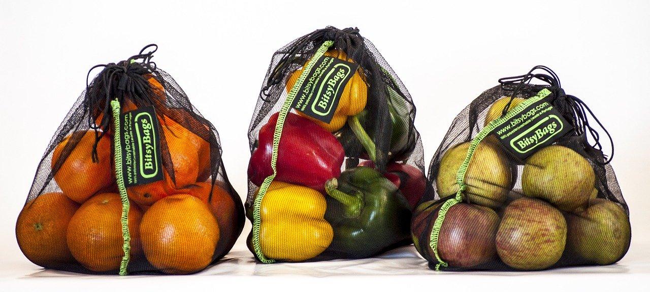 Compra fruta de forma sostenible