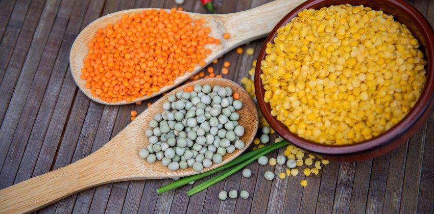 legumbres lentejas cuchara