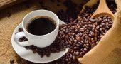 Cafeína en los granos de café