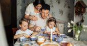 comida en familia trucos