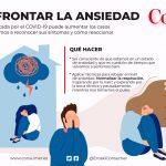 Covid-19: cómo afrontar la ansiedad