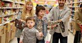 Padres y niños por consumo responsable