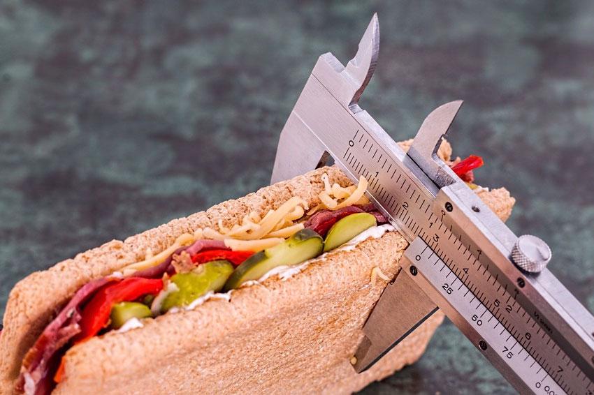 contar calorías dieta adelgazar