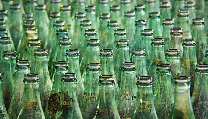 reciclar envases vidrio