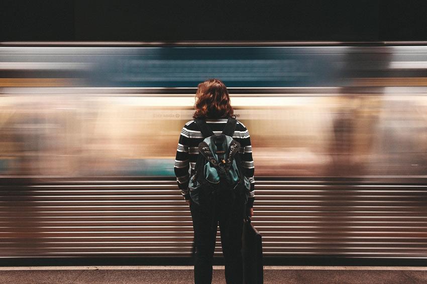 Esperar tren