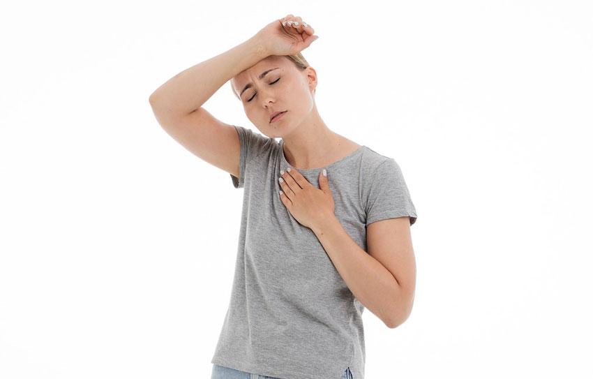 sintomas infarto mujer