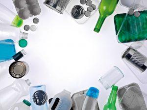 Envases para reciclar en economía circular