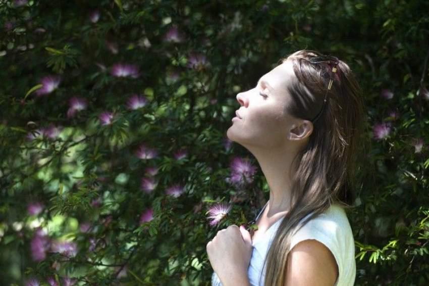 Respiración para combatir ansiedad