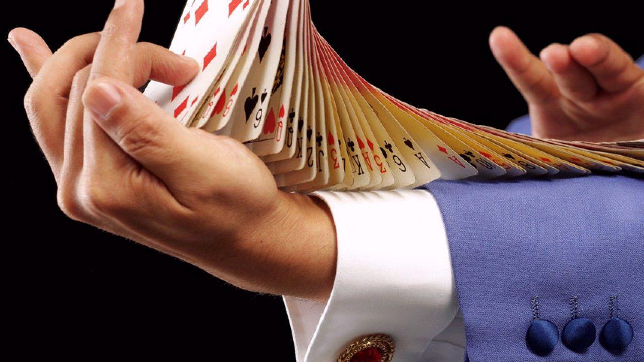 Trucos de magia para niños con las manos