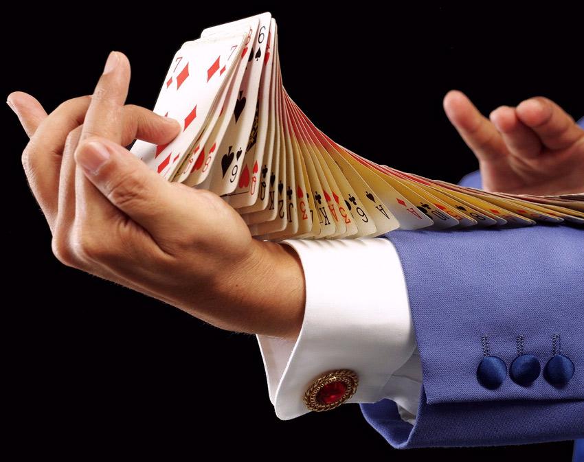 magia naipes trucos