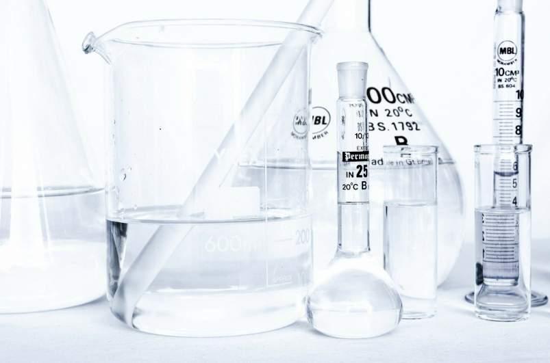 Utensilios químicos