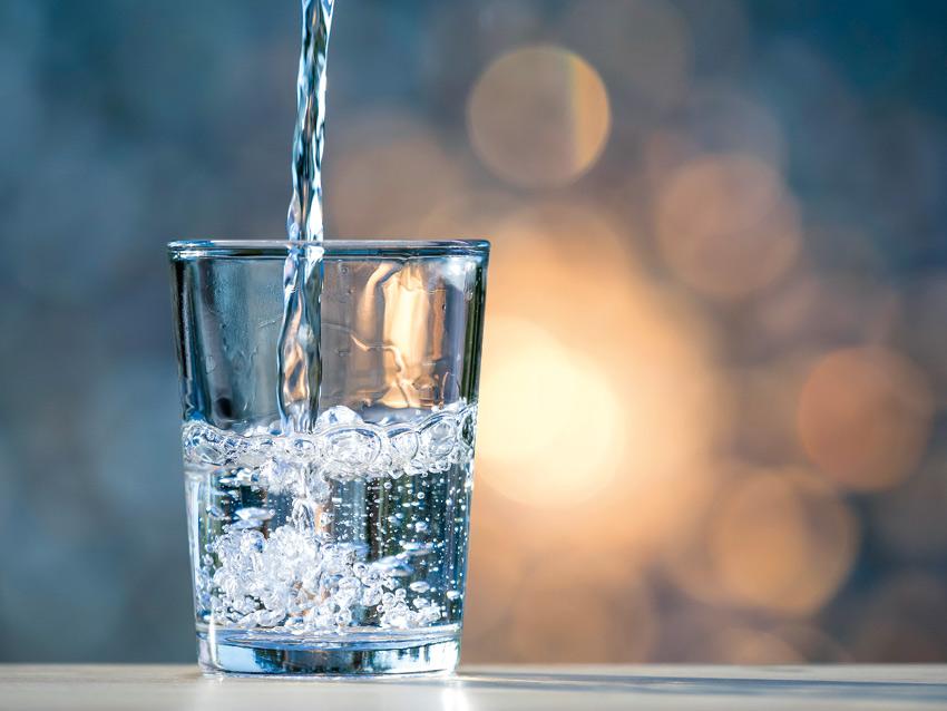 Agua potable covid