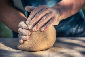 hacer pan casero