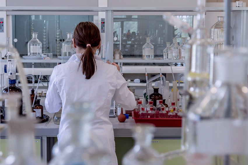 laboratorio investigacion