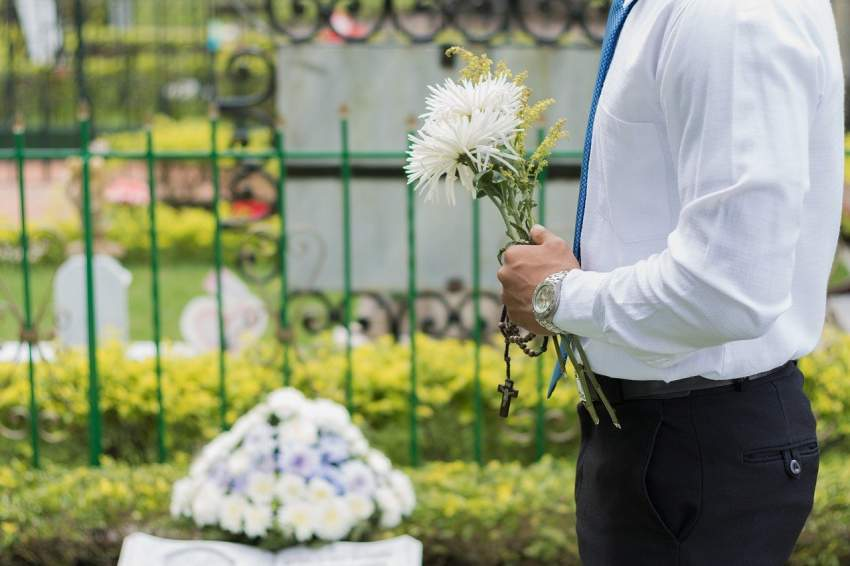 funeral por coronavirus