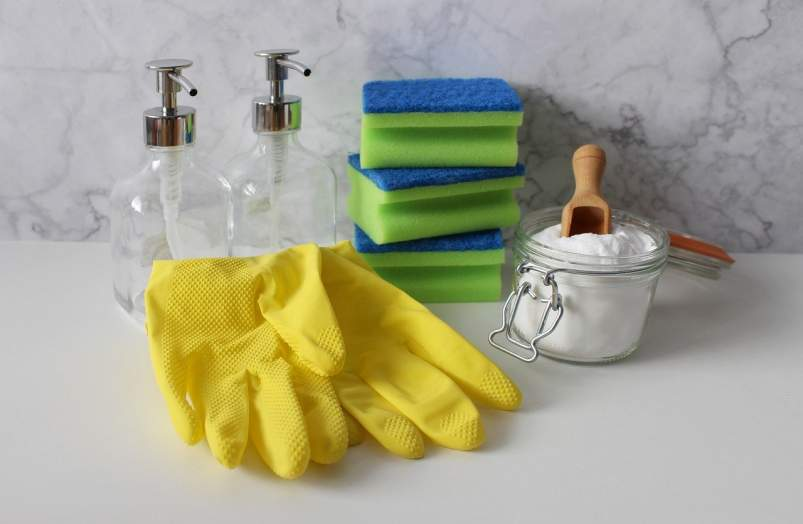 limpieza hogar coronavirus