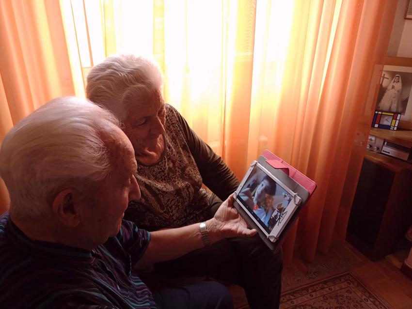 videollamada abuelos
