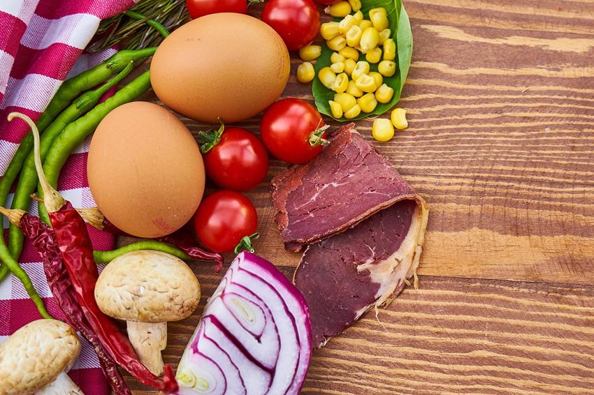 dioxinas en alimentos
