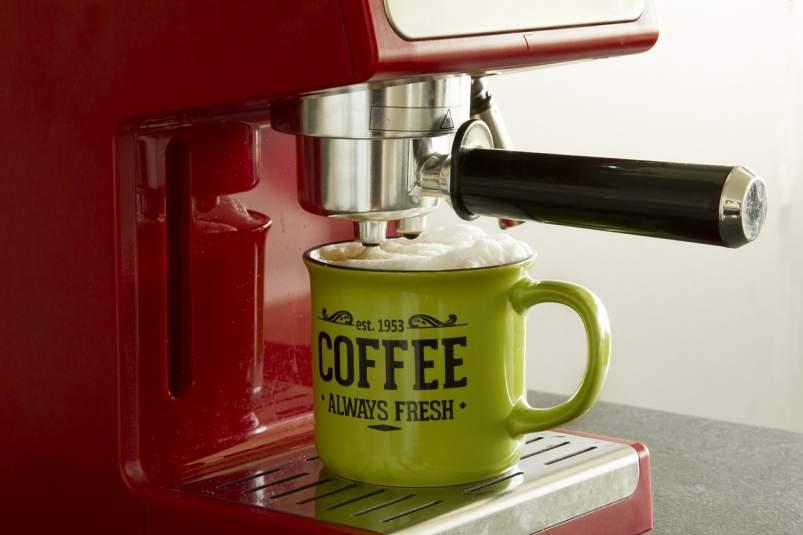 maquina cafe consumo