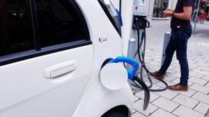 coche electrico repostar