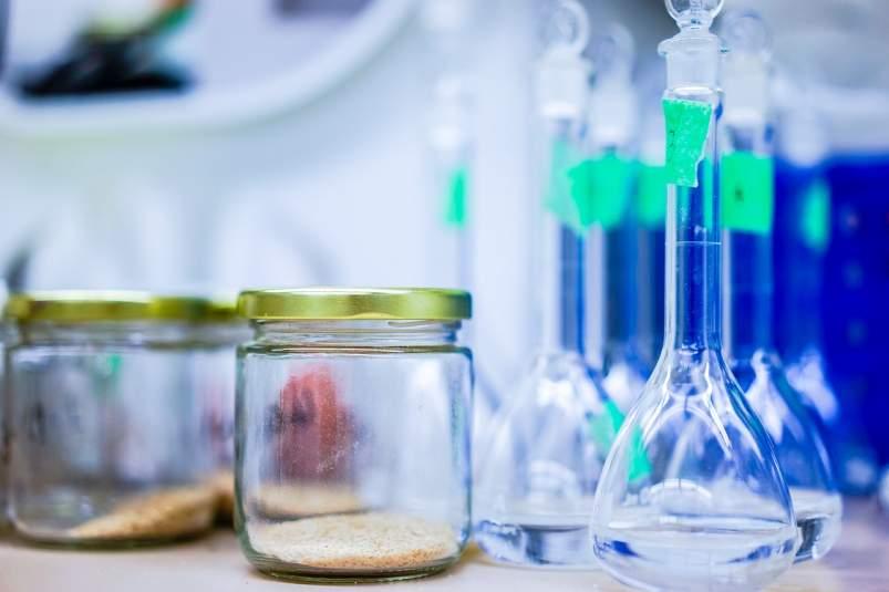 laboratorio evidencia ciencia