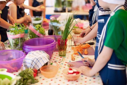 Receptes infalibles per introduir les verdures en la dieta dels nens
