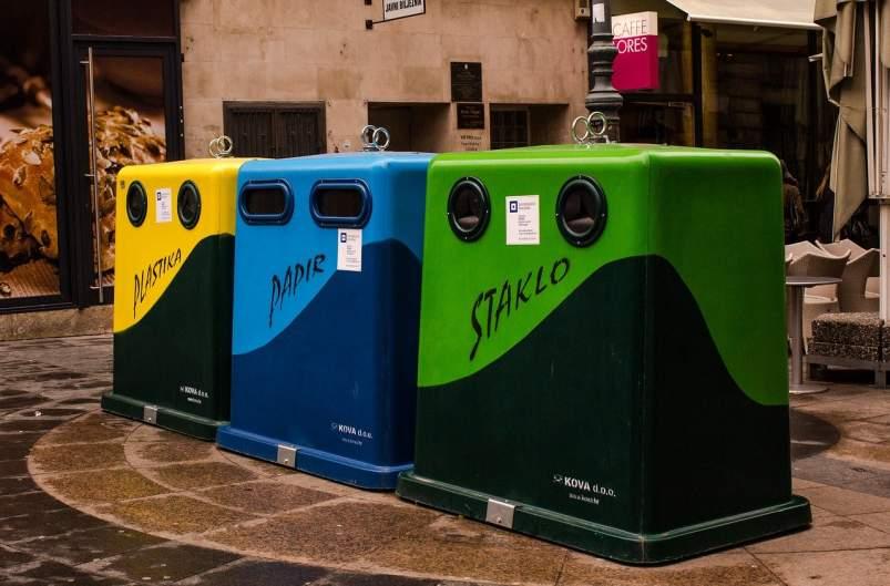 contenedores reciclar