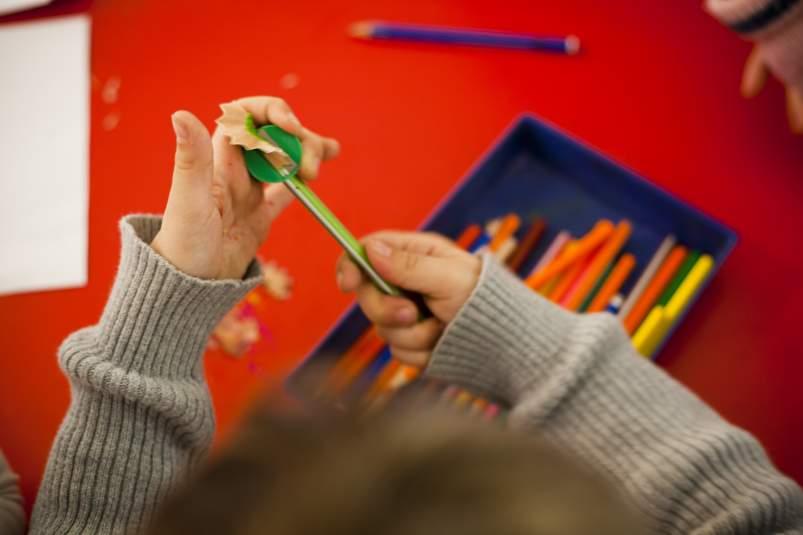 pinturas aula nino