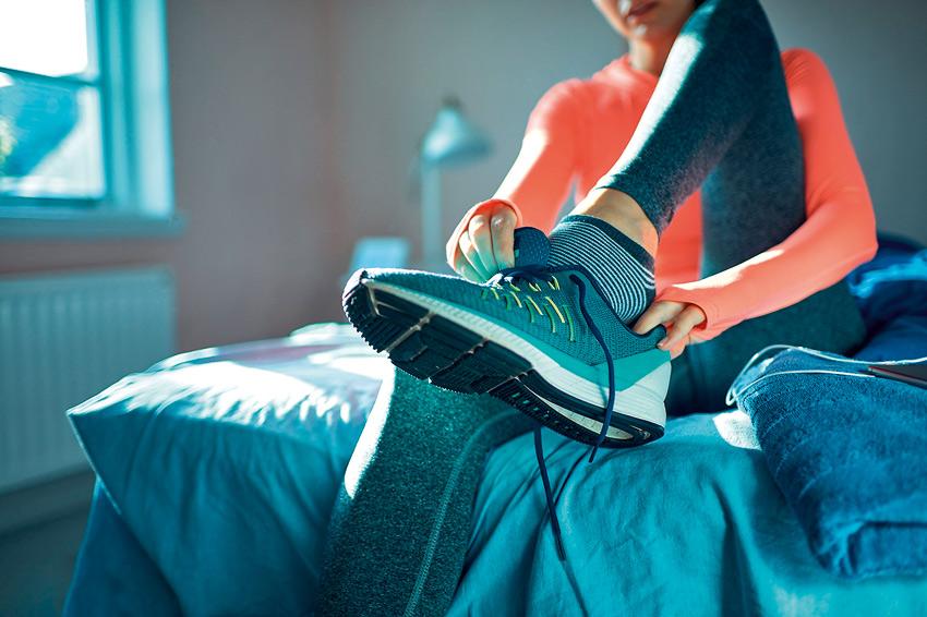 empezar a correr adelgazar