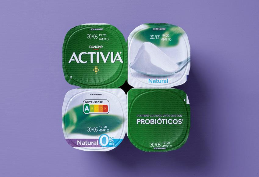 danone activia probioticos