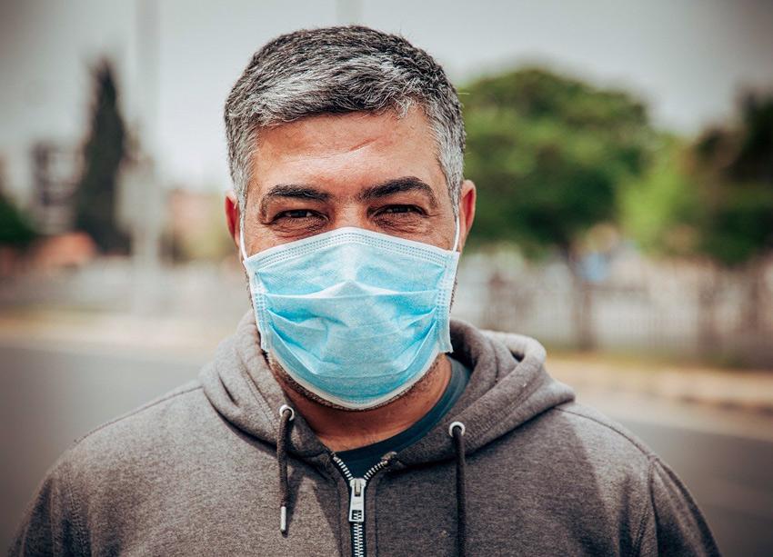 mascarilla problemas respiratorios