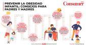 evitar obesidad infantil