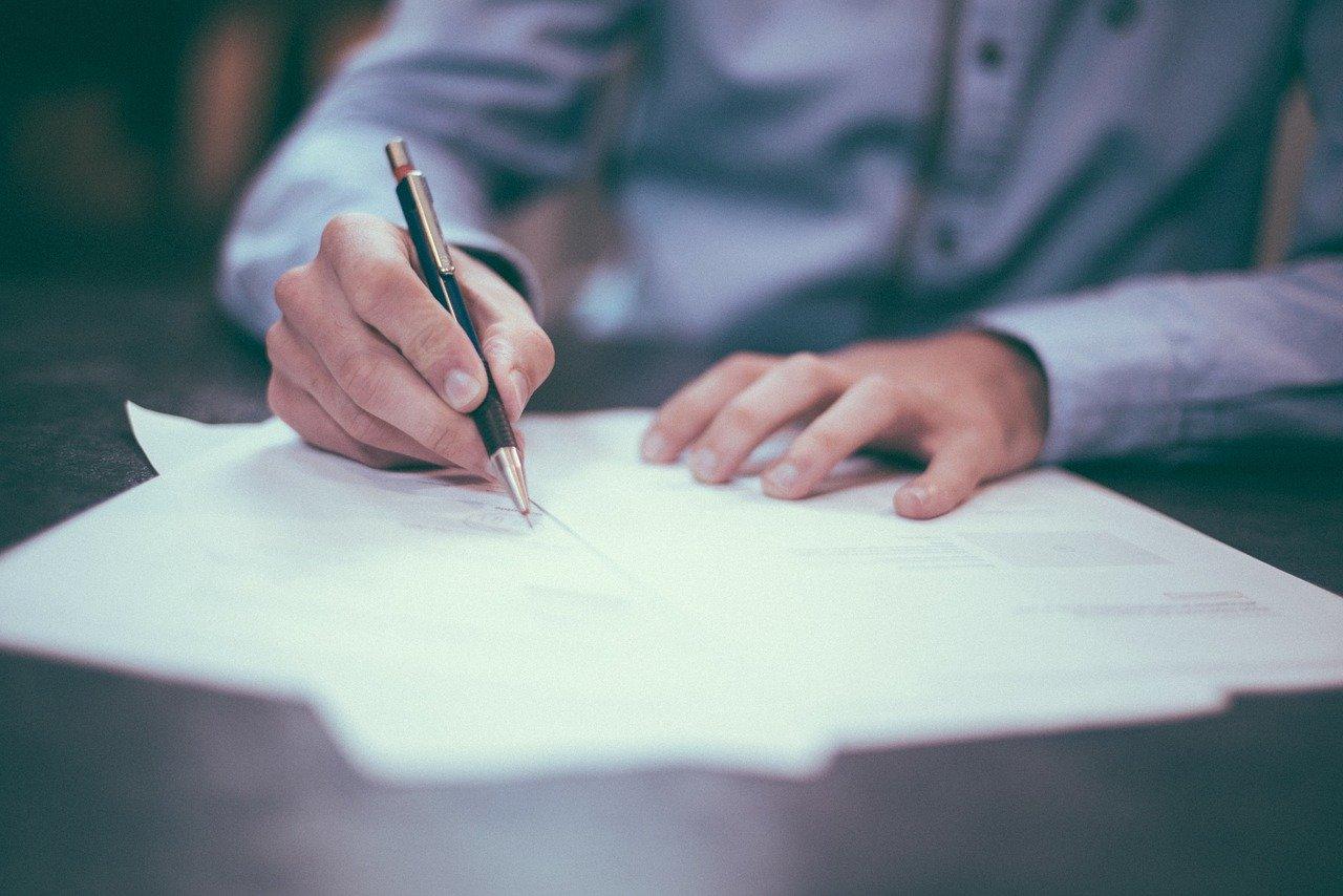 firmar contrato arras