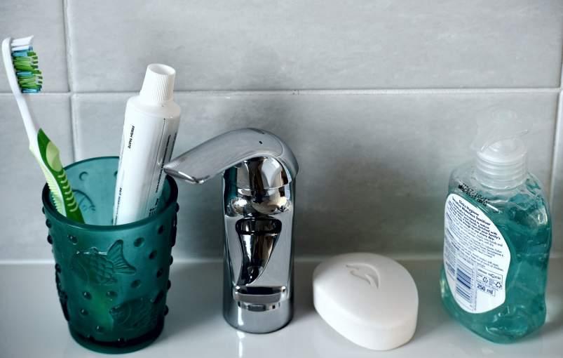 cepillo pasta colutorio
