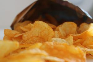 patata frita chips glutamato