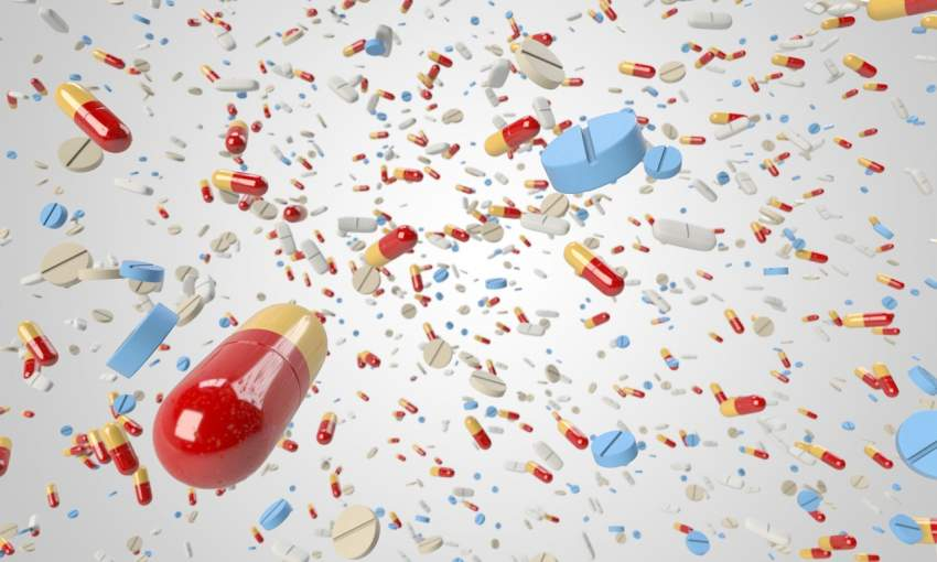 farmaco antibiotico