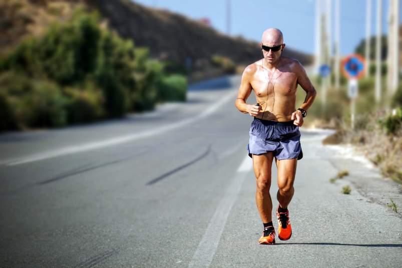 runner deporte