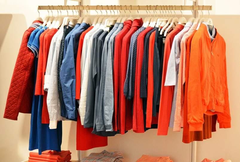 ropa donacion
