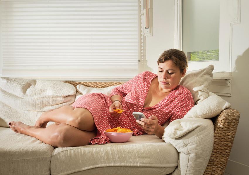 sedentarismo afecta salud