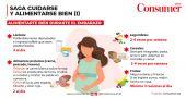 embarazo dieta
