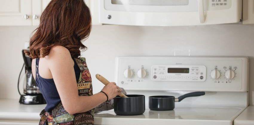 embarazo cocina