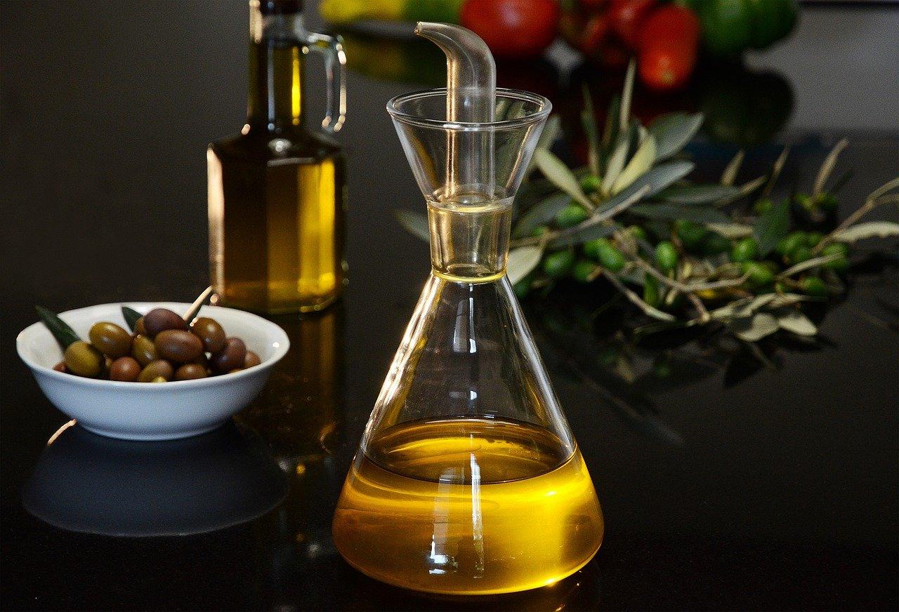 aceite dieta mediterranea