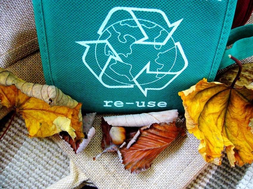 reutilizar plastico