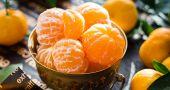 mandarinas fructosa