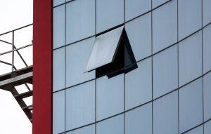 ventana ventilacion edificio
