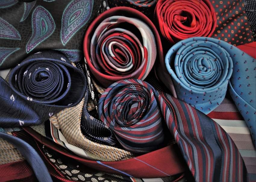 moda corbata reciclaje